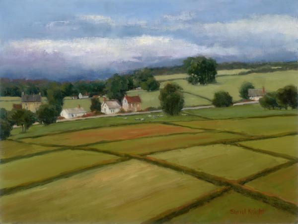 English Countryside – Sheryl Knight 12 x 16