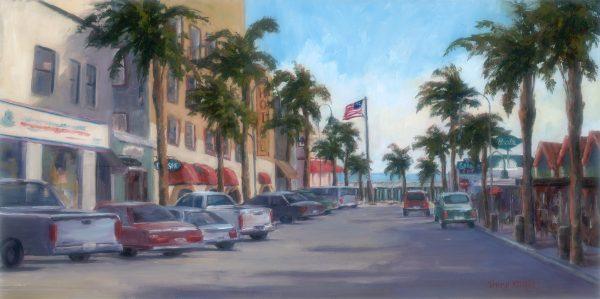 Pismo Beach-Sheryl Knight 12 x 24