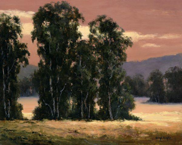 Evening Eucalyptus – Sheryl Knight 16 x 20